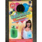 50 léggömbnek hélium palack