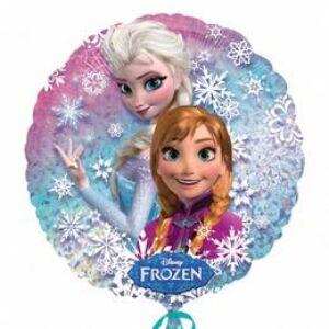 Jégvarázs - Disney Frozen - Holografikus Fólia Lufi