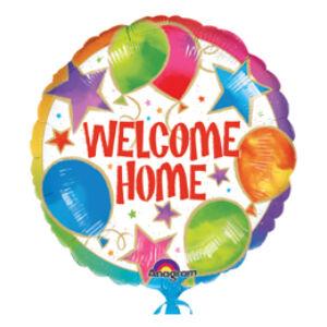 Fólia Lufi - Welcome Home Celebration - 46 cm