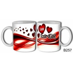 Bögre - Love szíves Szeretlek