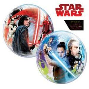 Buborék Lufi - Star Wars Az Utolsó Jedi - 56cm