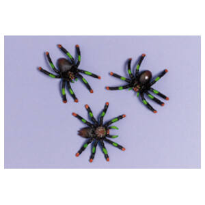 Dekorációs Pók - 8 db-os