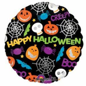 Playful Halloween Icons Fólia Lufi