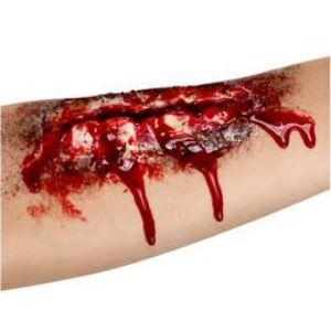 Véres Nyílt Seb Latex