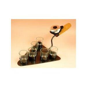 Fém italszett -vakolókanál