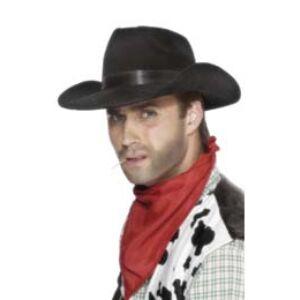 Fekete Cowboy Kalap