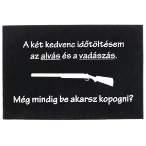 Lábtörlő / Vadász