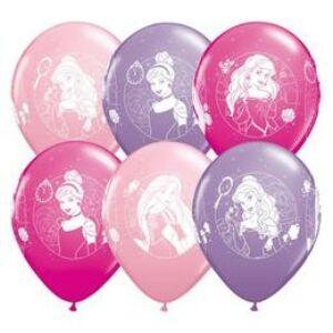 Disney Hercegnők Lufi, 28 cm