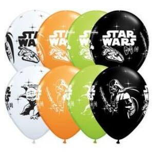 Star Wars - Darth Vader & Yoda Spec. Lufi 28 cm