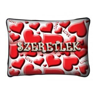 Díszpárna - Szeretlek_PL070