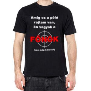 Póló/ Amíg ez a póló