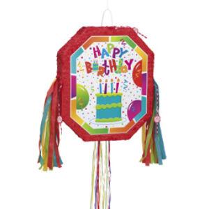 Birthday Jamboree Szülinapi Parti Pinata Játék