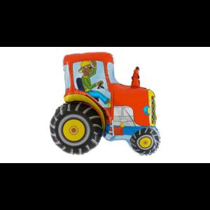 Traktor Óriás Héliumos Fólia Lufi