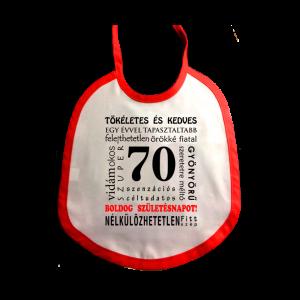 70. Születésnapi Partedli - Tökéletes, Kedves...