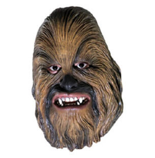 Star Wars: Chewbacca Álarc