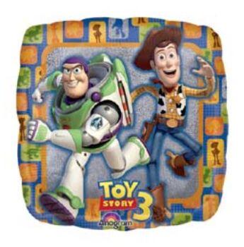 Fólia Lufi - Toy Story 3 Holographic - 45cm