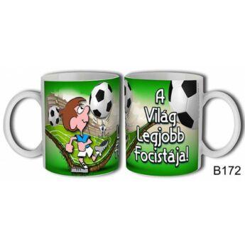 Bögre - A világ legjobb focistája