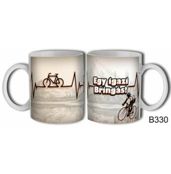 Bögre - Egy igazi bringás