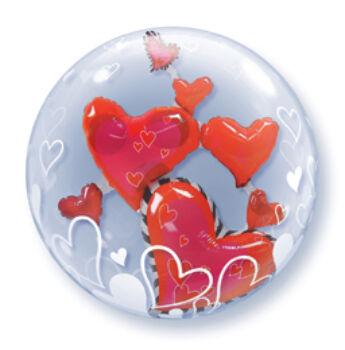 Szerelmes Héliumos Lufiban - Lufi Bubble Lufi
