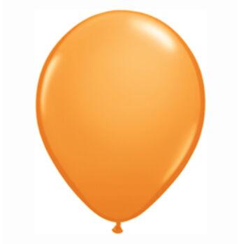 Gumi Lufi - Egyszínű - Narancssárga - 28cm