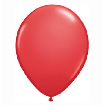Gumi Lufi - Egyszínű - Piros - 28cm