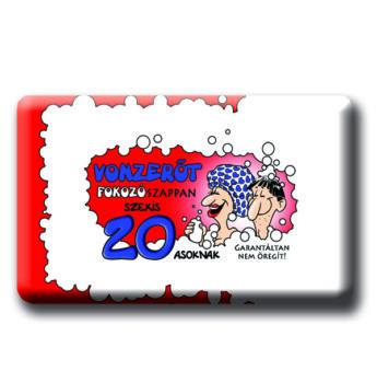 Vonzerőt Fokozó Szappan - Szexis 20-asoknak