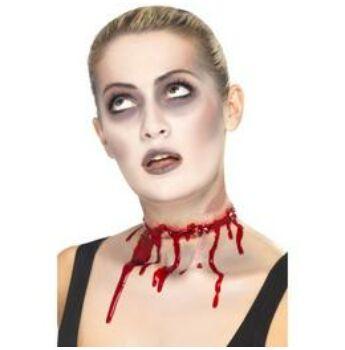 Véres Nyakvágás Latex