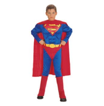 Superman Farsangi Jelmez Gyerekeknek, M-es