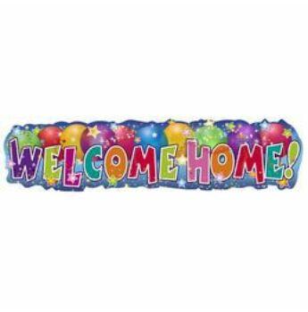 Parti Felirat - Welcome Home!