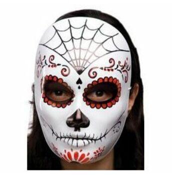 Halloween Maszk - Halottak Napja
