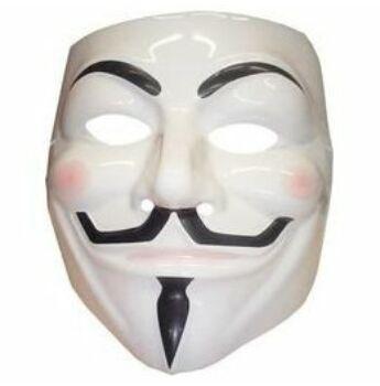 Vendetta Maszk - Guy Fawkes