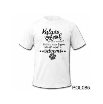 Póló - Kutyás Vagyok