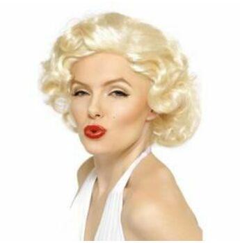 Paróka - Marilyn Monroe Paróka
