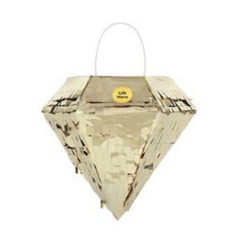 Pinata - Mini Arany Gyémánt