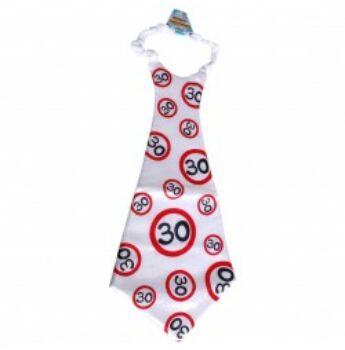 Óriás Szülinapi Nyakkendő 30. születésnapra
