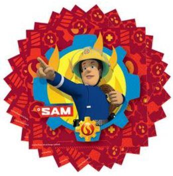 Szalvéta - Sam a Tűzoltó