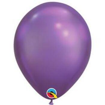 Gumi Lufi - Csomag - Chrome Lila - 6db/csomag - 28cm