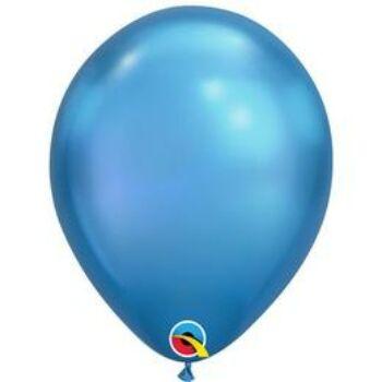 Gumi Lufi - Csomag - Chrome Kék - 6db/csomag - 28cm