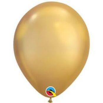 Gumi Lufi - Egyszínű - Chrome Arany - 28 cm
