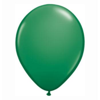 Gumi Lufi - Egyszínű - Sötétzöld - 28cm
