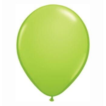 Gumi Lufi - Egyszínű - Lime Zöld - 28cm