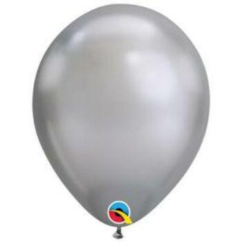 Gumi Lufi - Egyszínű - Chrome Ezüst - 28cm