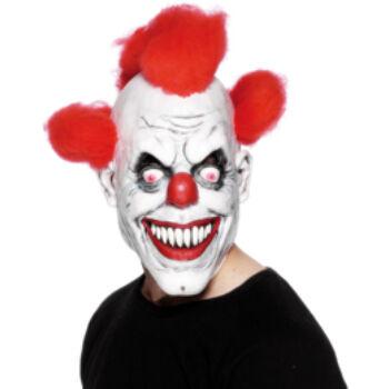 ijesztő bohóc maszk - Fanti Webshop