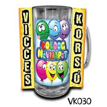 Vicces Korsó - Boldog Névnapot