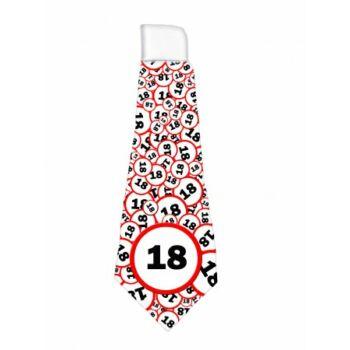 Nyakkendő Sebesség korlátozós 18. Szülinapra