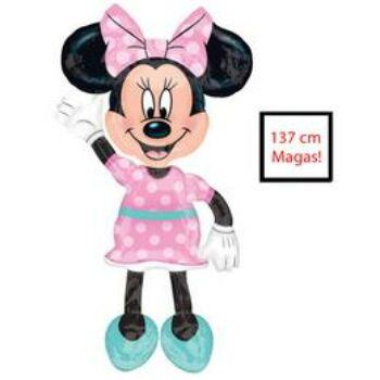 Sétáló Lufi - Minnie - 137cm