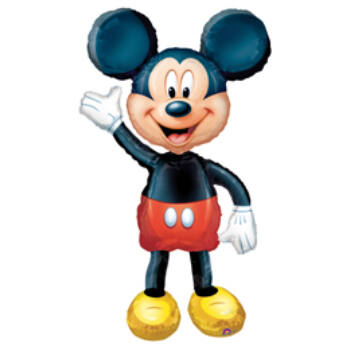 Sétáló Lufi - Mickey Mouse - 132cm