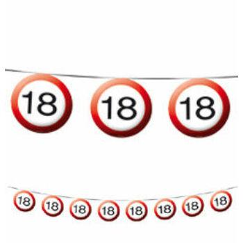 Szülinapi Füzér - Sebességkorlátozó - 18. - 12m
