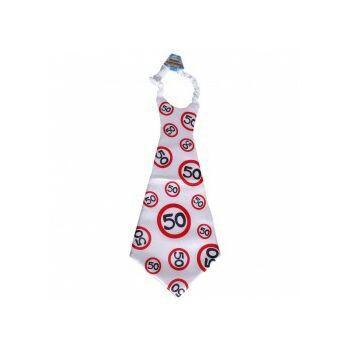 Óriás Szülinapi Nyakkendő 50. Születésnapra